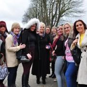 Group before leaving for Dublin